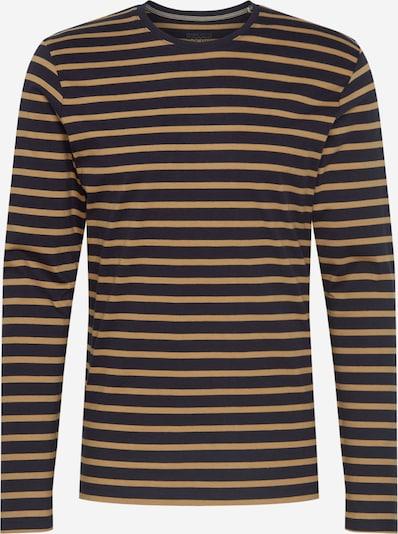 bézs / tengerészkék ESPRIT Póló: Elölnézet