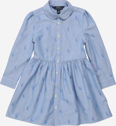 POLO RALPH LAUREN Kleid in blau / hellblau, Produktansicht