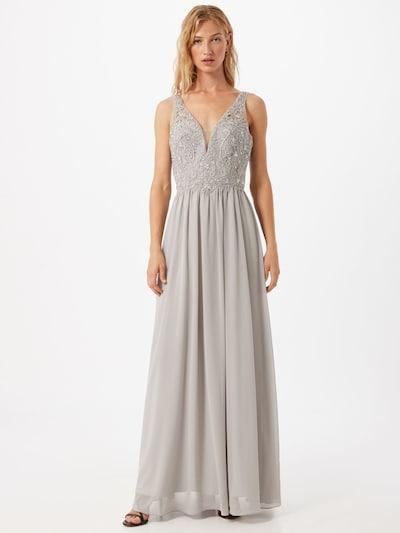 Laona Kleid 'Evening' in grau, Modelansicht