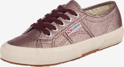 SUPERGA Sneakers in blutrot, Produktansicht