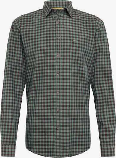 CAMEL ACTIVE Hemd 'Dan Kent 1/1' in blau / grün / lila, Produktansicht