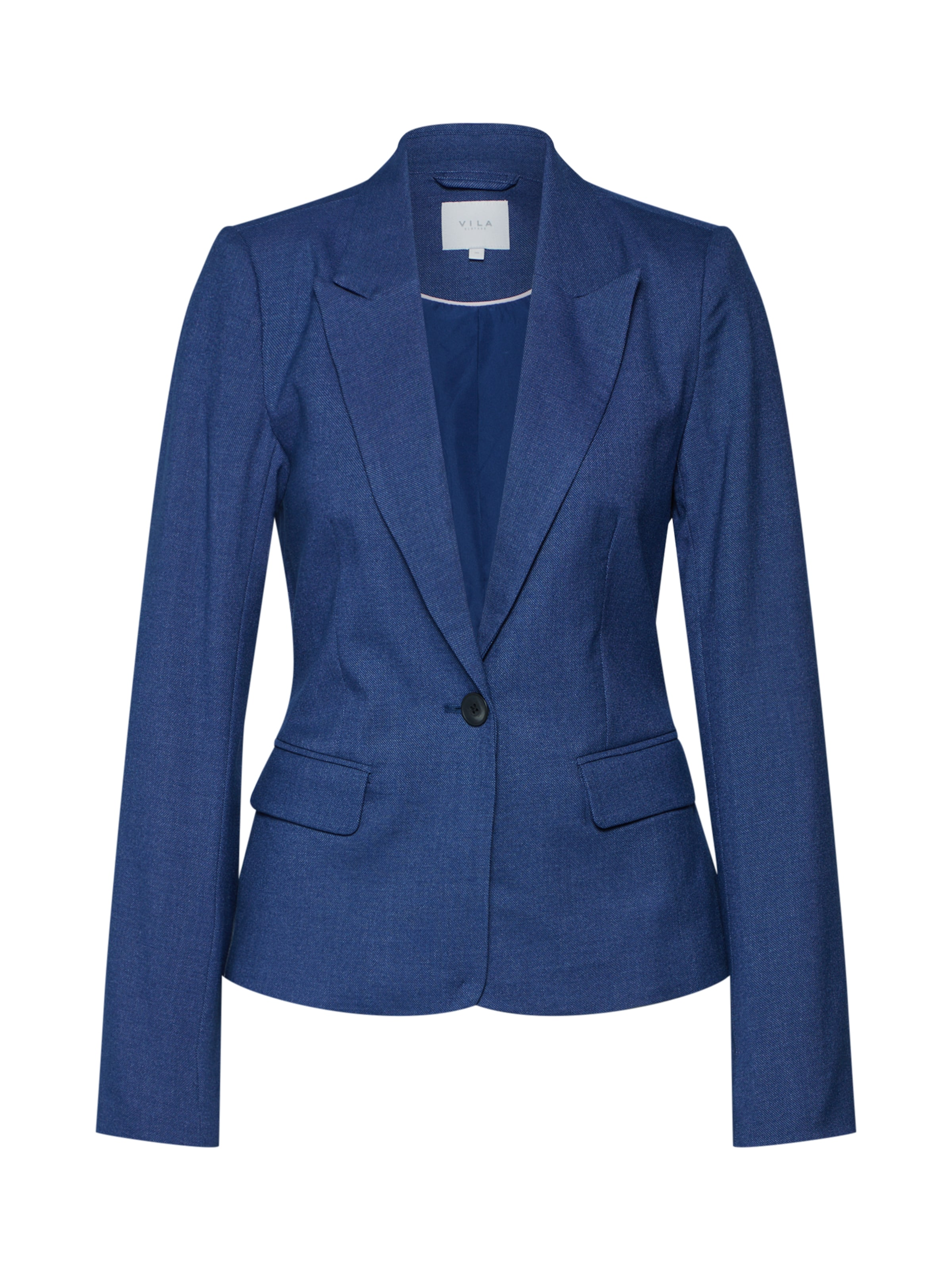 Vila Denim 'dean' In Blue Blazer wPnk0O