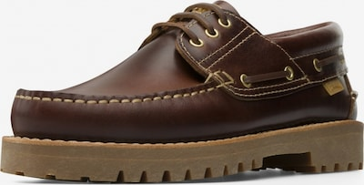 CAMPER Schuhe 'Nautico' in braun, Produktansicht