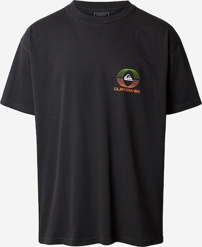 Tricou funcțional QUIKSILVER pe negru, Vizualizare produs