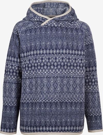 ELKLINE Pullover in blau / weiß, Produktansicht