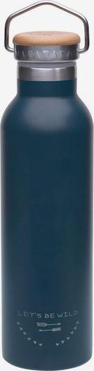 LÄSSIG Trinkflasche 'Adventure' in nachtblau, Produktansicht