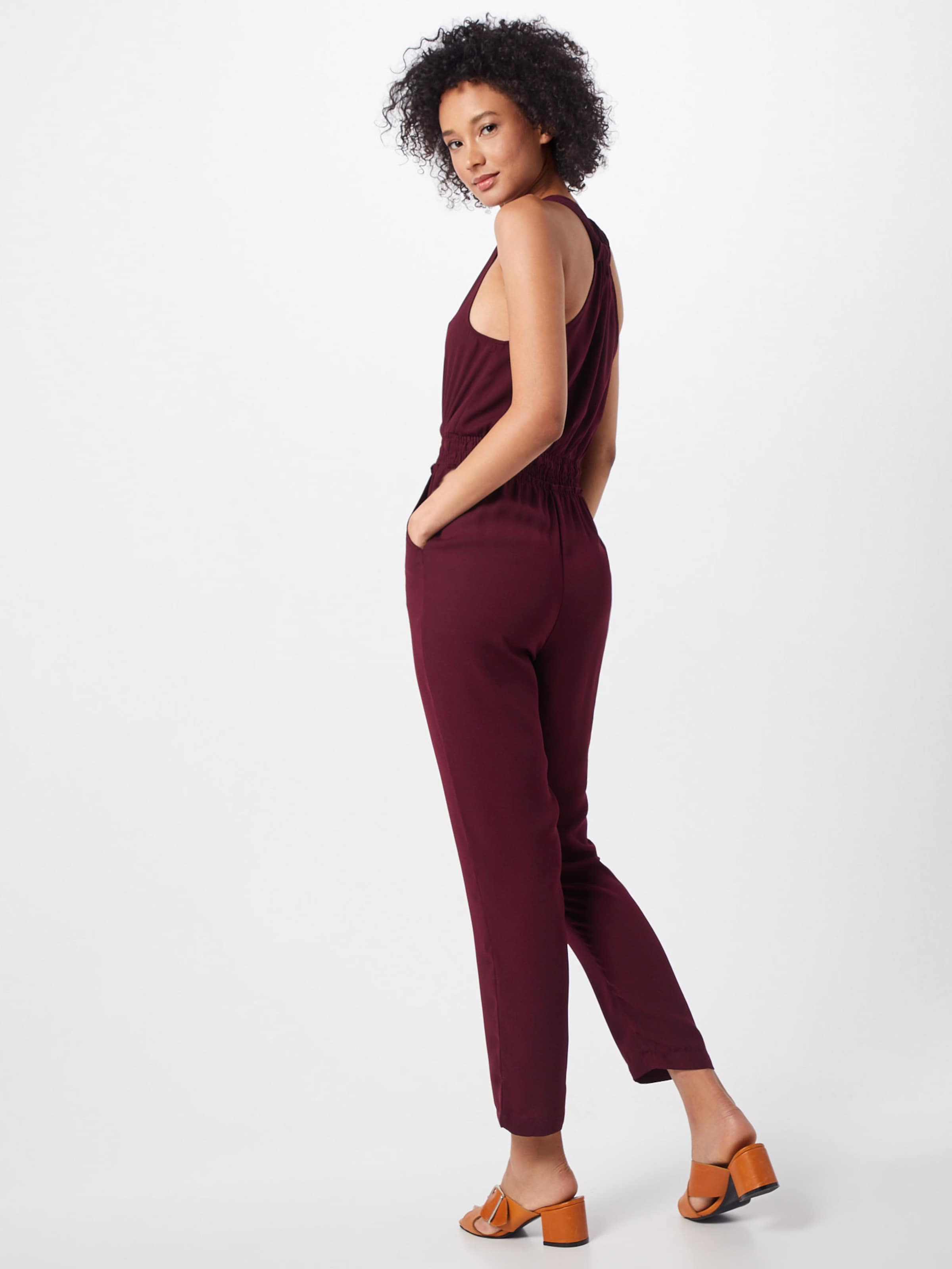 Aubergine About Jumpsuit 'charlott' In You HE2DW9I
