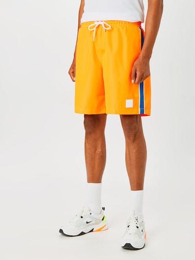 DIESEL Spodnie 'Keith' w kolorze pomarańczowym: Widok z przodu