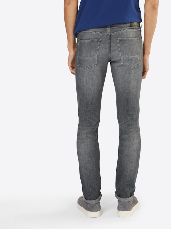 TOMMY HILFIGER Jeans 'BLEECKER - STR REXBURG GREY'