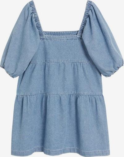 MANGO Kleid casilda in kobaltblau, Produktansicht