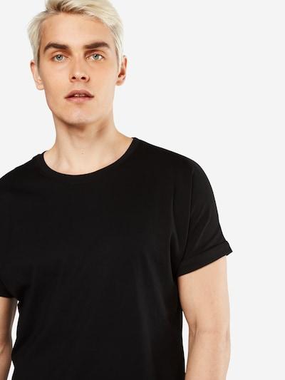 Urban Classics Shirt in schwarz, Produktansicht