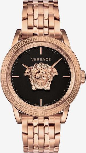 VERSACE Uhr 'Palazzo Empire, VERD00718' in rosegold / schwarz, Produktansicht