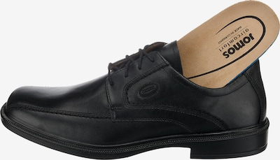JOMOS Schnürschuh in schwarz, Produktansicht