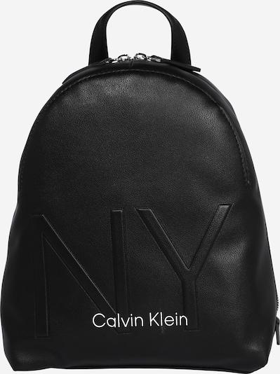 Rucsac 'NY SHAPED BACKPACK SM' Calvin Klein pe negru, Vizualizare produs