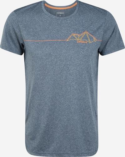ICEPEAK T-Shirt fonctionnel 'BANCROFT' en bleu foncé, Vue avec produit