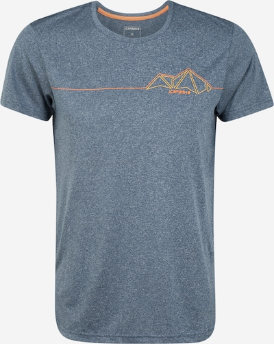 ICEPEAK Funkčné tričko 'BANCROFT' - tmavomodrá, Produkt