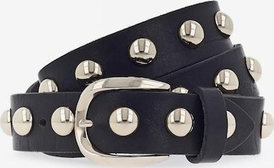 b.belt Handmade in Germany Riem in de kleur Zwart, Productweergave
