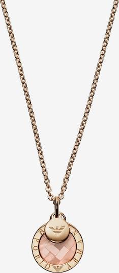 Emporio Armani Kette in gold / pink, Produktansicht