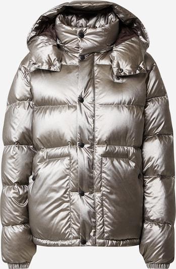 Blauer.USA Winterjas in de kleur Zilvergrijs, Productweergave