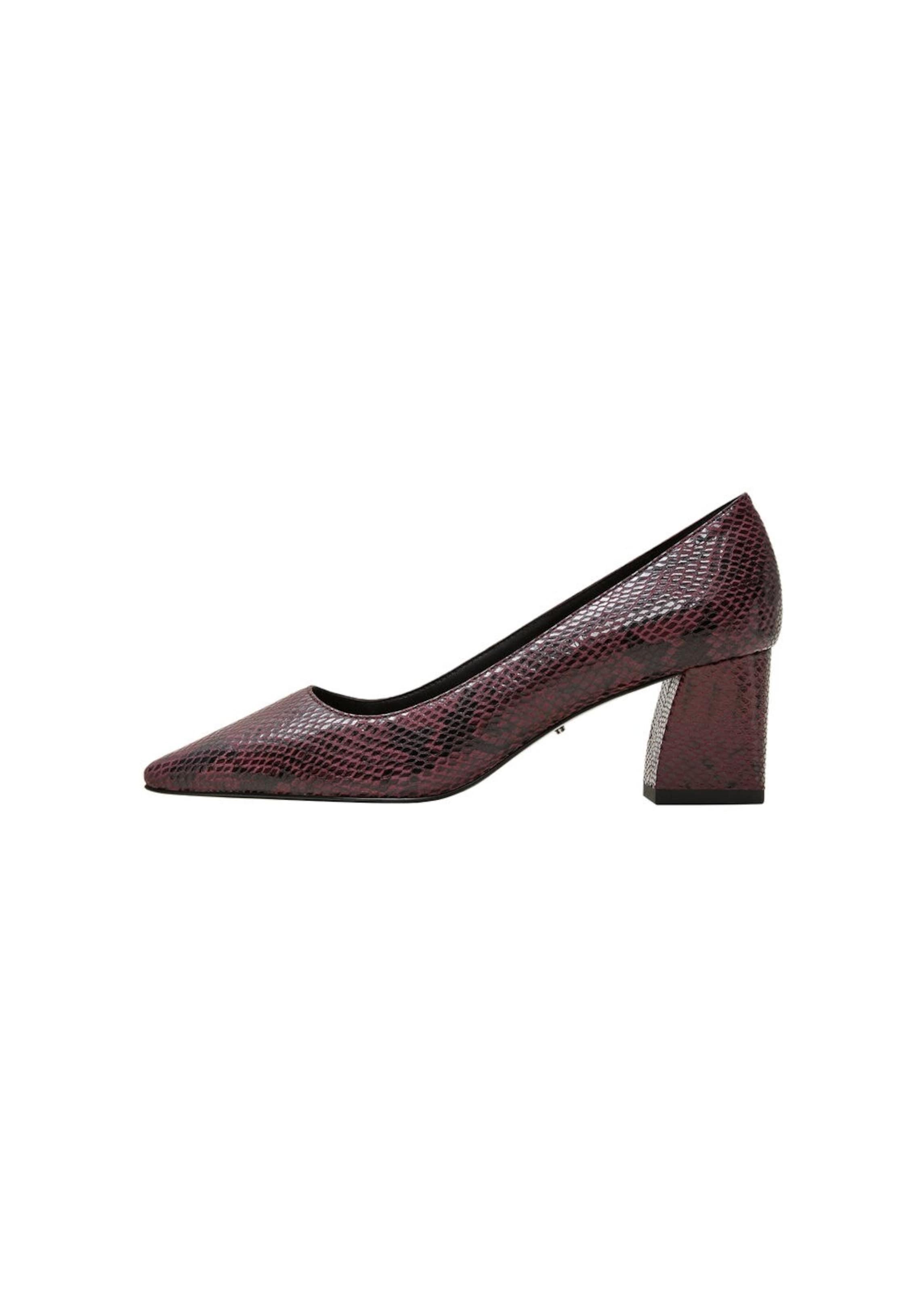 'felicia' Schuh In Violeta Mango By Bordeaux PkOZiXu