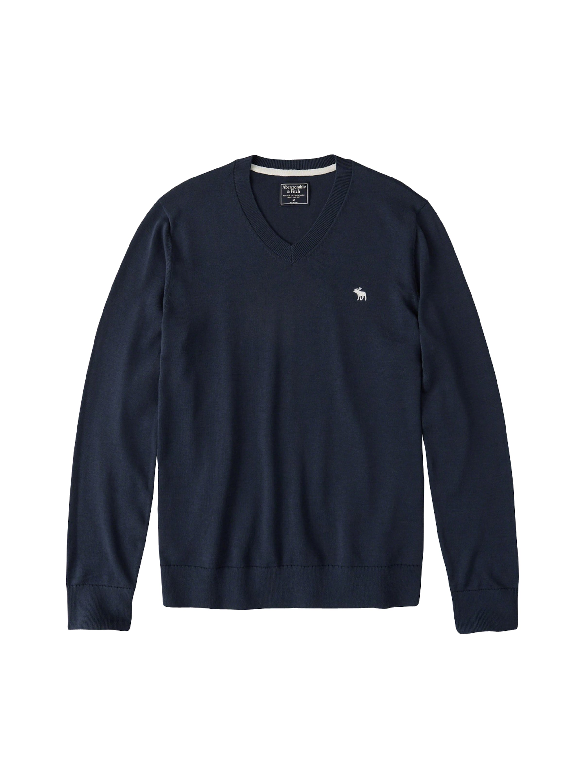Abercrombieamp; Fitch Abercrombieamp; Pullover Fitch Navy In Abercrombieamp; Navy Pullover In QdBsCthxr