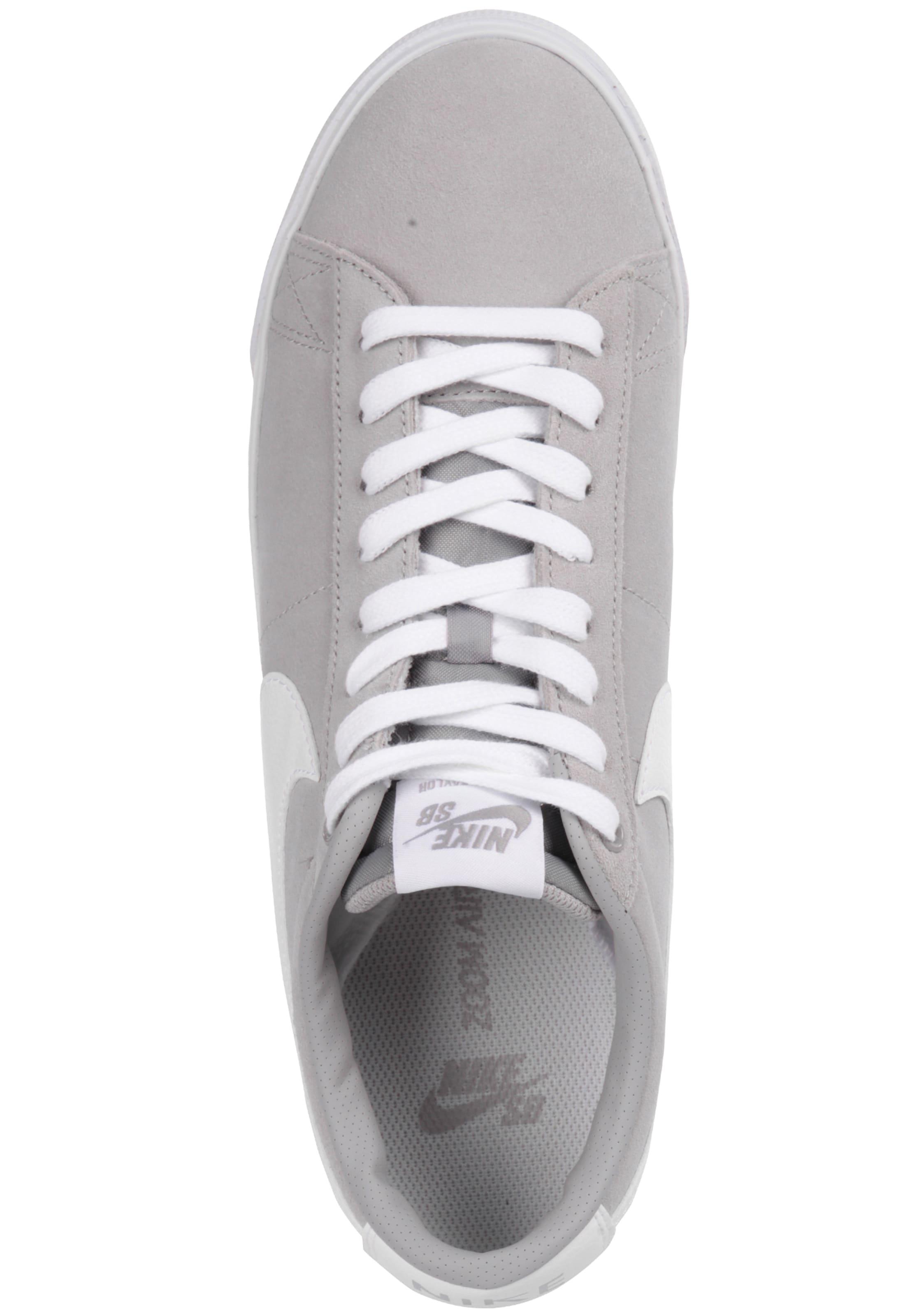 Sneaker In 'zoom Blazer' Sb Nike GrauWeiß f7Ybgv6yIm