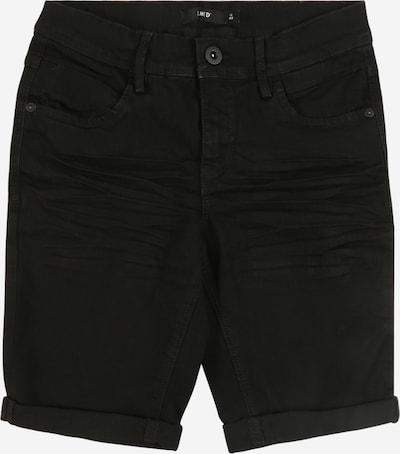 LMTD Jeans 'NLMSHAUN' in black denim, Produktansicht