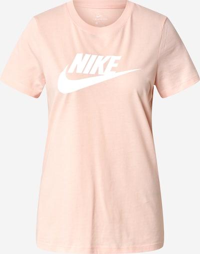 Nike Sportswear Shirt 'FUTURA' in rosa, Produktansicht