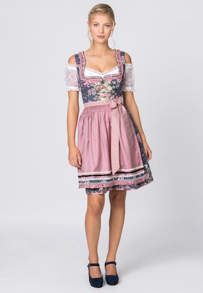 Rochițe tiroleze 'Bruna' STOCKERPOINT pe albastru / culori mixte / roz, Vizualizare model