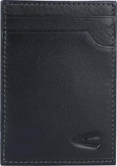 CAMEL ACTIVE Kreditkartenetui in schwarz, Produktansicht