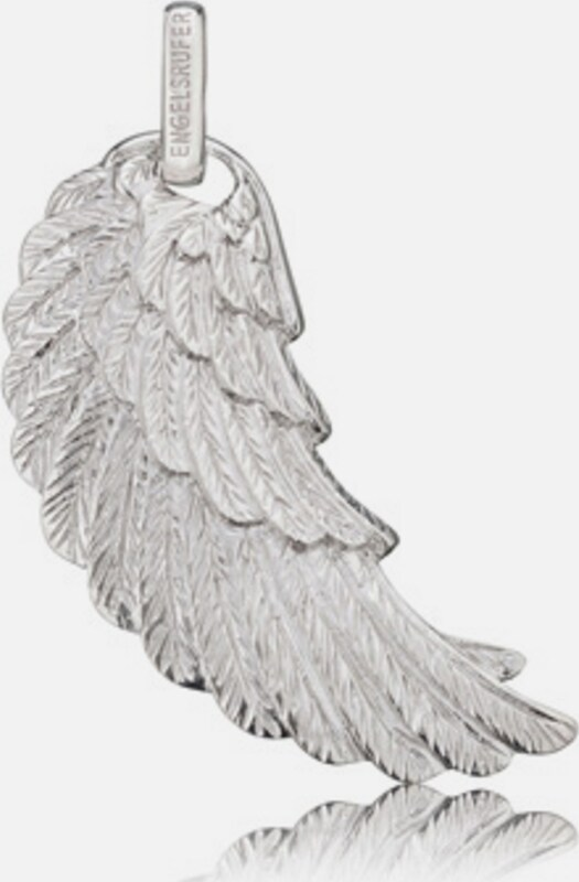 Engelsrufer Anhänger ohne Kette 'Flügel, ERW'