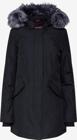 Canadian Classics Winterparka in de kleur Zwart, Productweergave