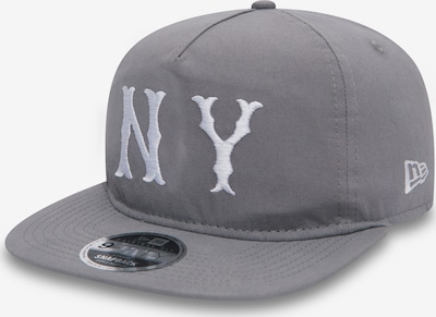 NEW ERA Cap 'New York Yankes' in grau / weiß, Produktansicht