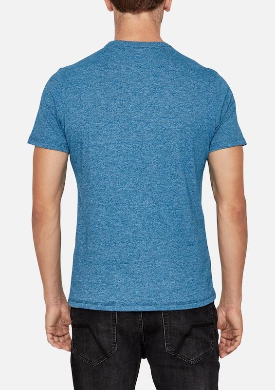 S shirt T Himmelblau oliver Red Label Schwarz qHqSP6f