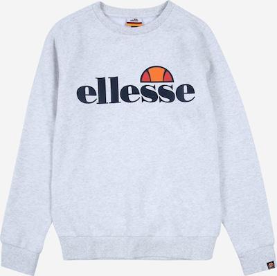 ELLESSE Sweatshirt 'Suprios' in graumeliert, Produktansicht
