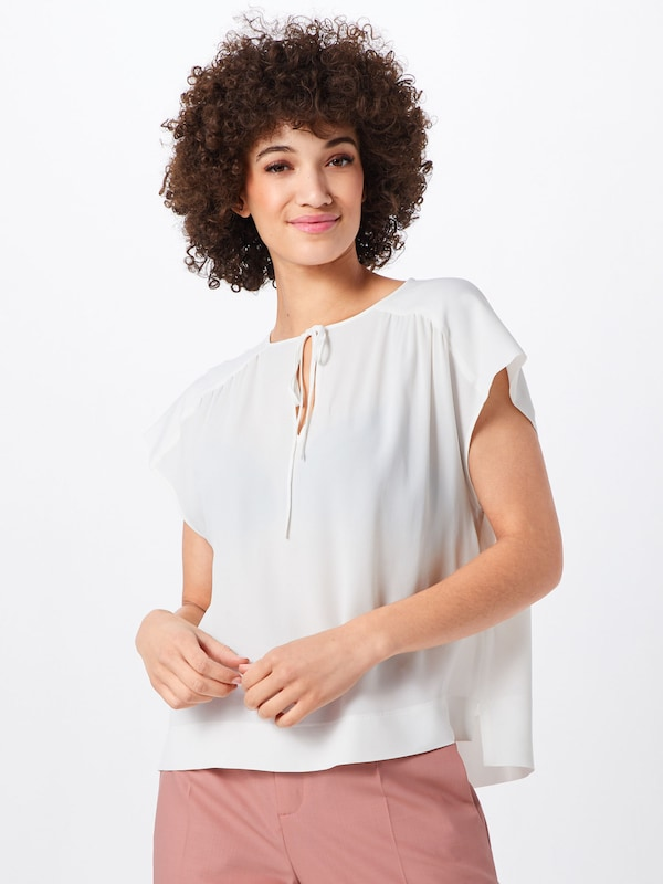 DRYKORN Shirt 'PAZIA' in in in weiß  Bequem und günstig 59d4cb