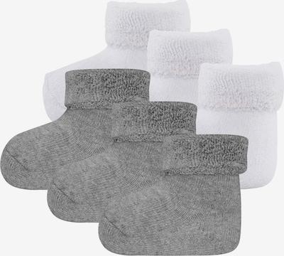 EWERS Socken in grau / weiß, Produktansicht