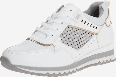 Sneaker low Xti pe alb, Vizualizare produs