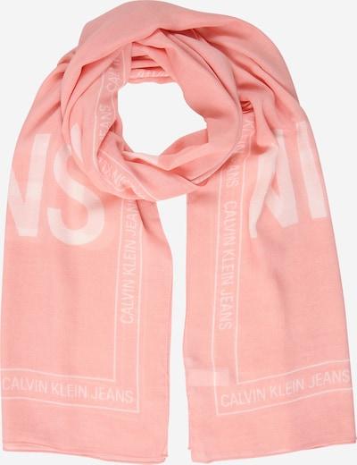 Calvin Klein Jeans Schal 'Billboard' in rosa, Produktansicht