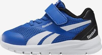 REEBOK Sneaker in blau / schwarz / weiß, Produktansicht