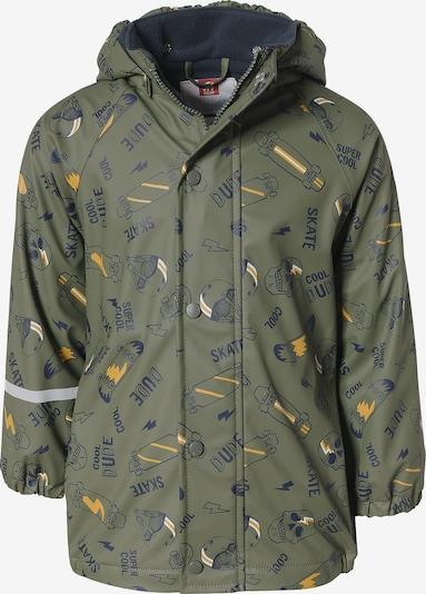 CELAVI Regenjacke in khaki / mischfarben, Produktansicht