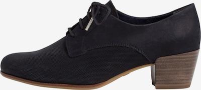 TAMARIS Buty sznurowane w kolorze ciemny niebieskim, Podgląd produktu
