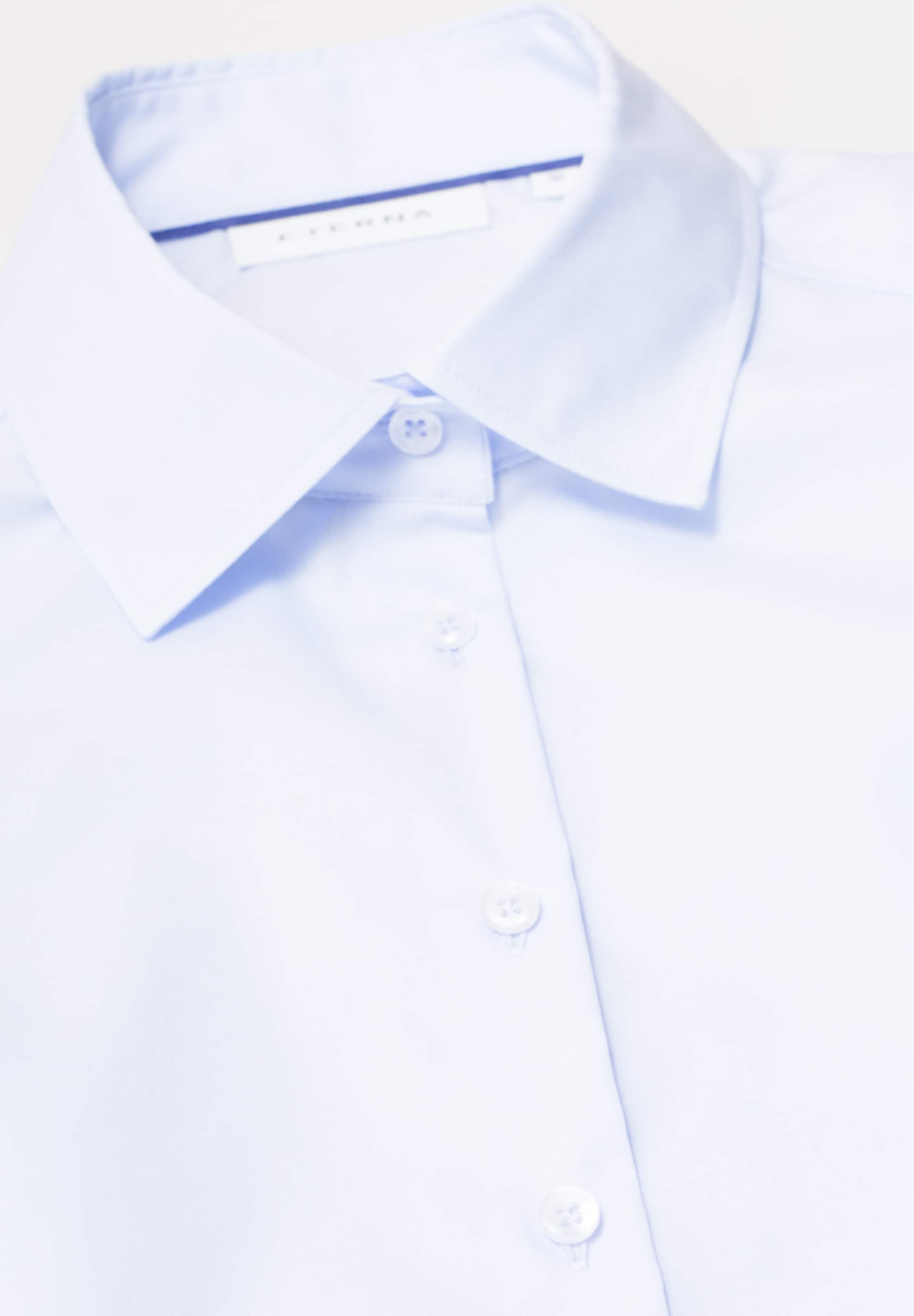 Ärmellose Bluse Hellblau In 'modern Eterna Classic' dxBQroeWCE
