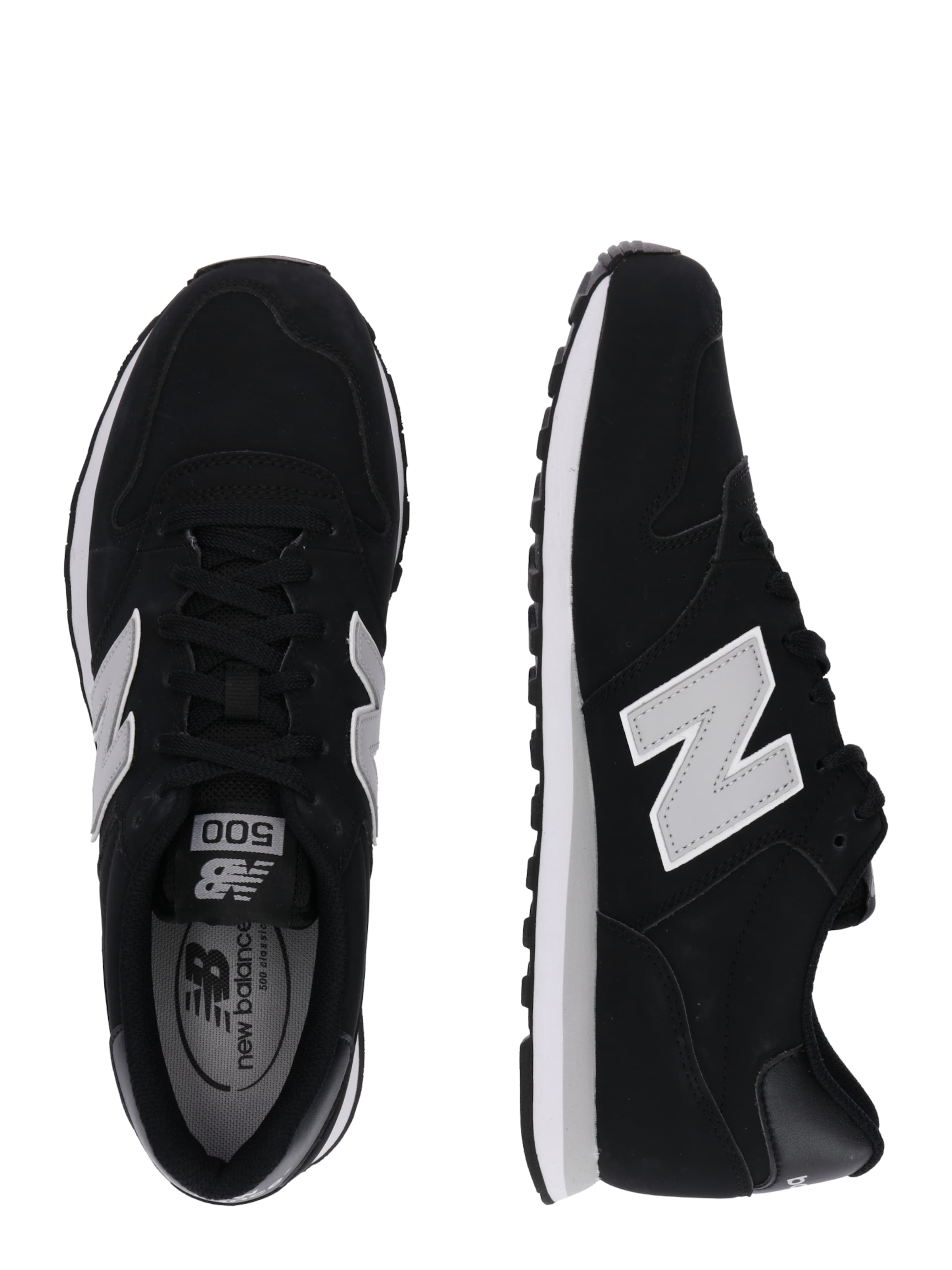 In New Schwarz Sneaker New Balance WEH2IbeD9Y