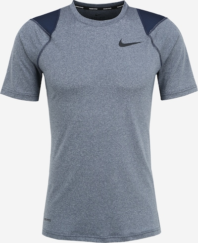 NIKE Funkcionalna majica | modra barva, Prikaz izdelka