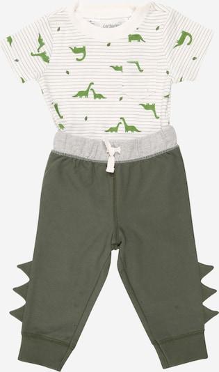 Carter's Hose 'Spike' in grün, Produktansicht