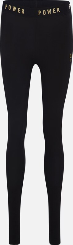 ONLY PLAY Sport-Hosen 'ONPNAHLA JERSEY LEGGINGS' in schwarz, Produktansicht