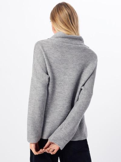 LTB Džemperis 'FAPICE' pieejami pelēks: Aizmugures skats