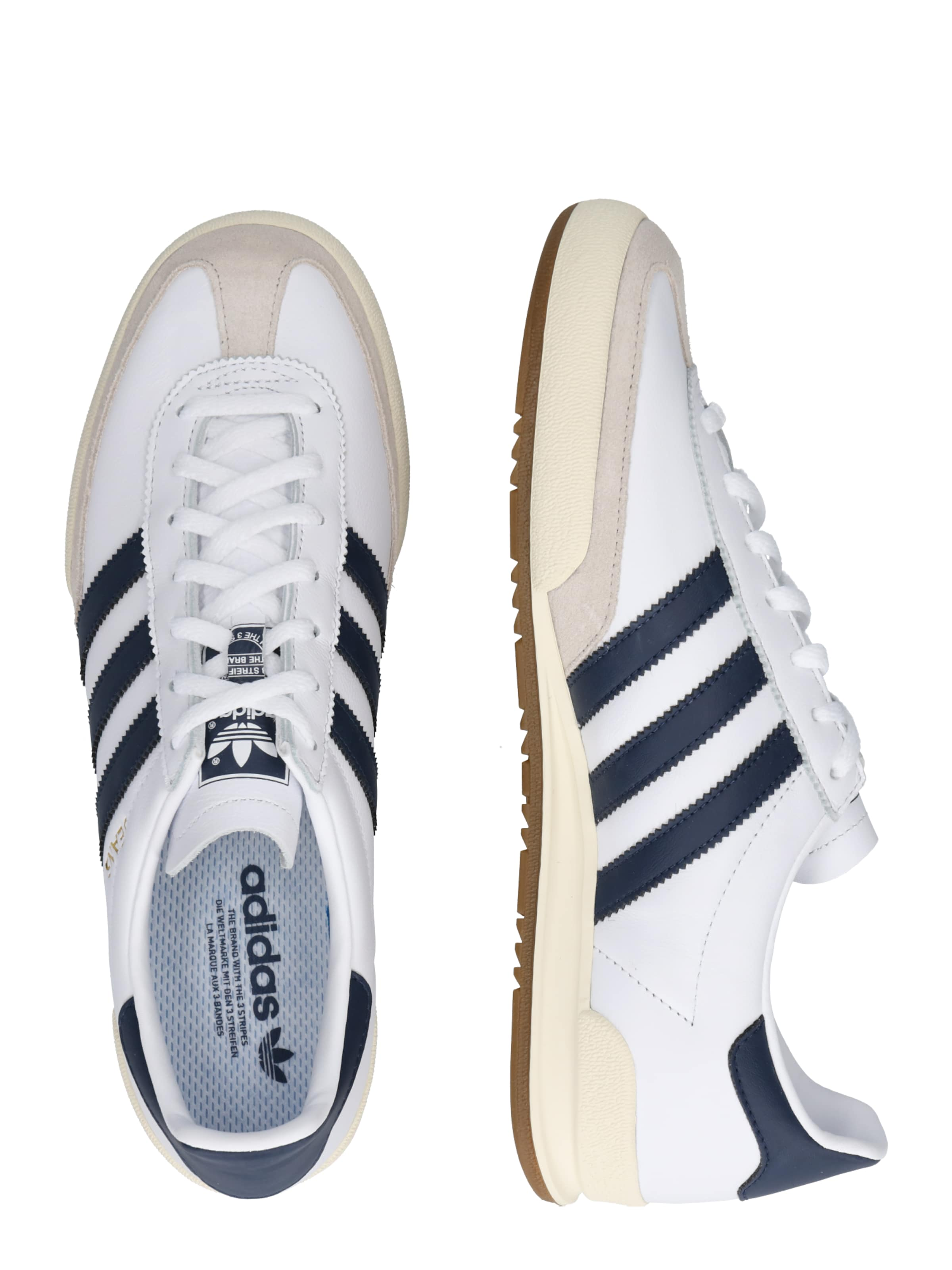 Sneaker Adidas NavyWeiß Originals In Sneaker Originals In Adidas NavyWeiß uTFKJcl13