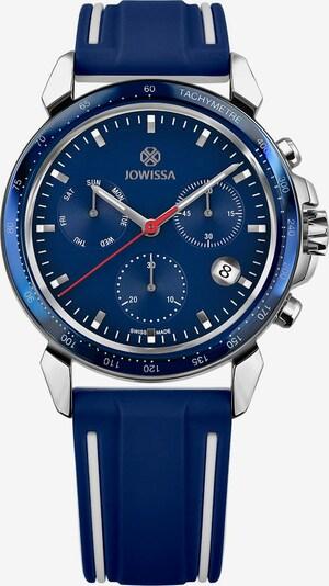 JOWISSA Quarzuhr 'LeWy 9' Swiss Men's Watch in blau / silber, Produktansicht